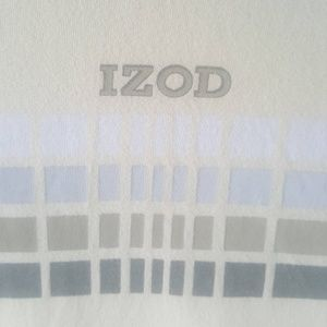 Izod Shirts - Izod men's short sleeve graphic t-shirt size M
